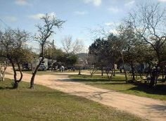 Cowboy Capital RV Park Campground At Pipe Creek Texas