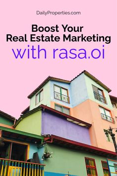 with rasa.oi / Boost Your  Real Estate Marketing / DailyProperties.com America City, Latin America, North America, World Street, Street Art, Great Places To Travel, Colombia Travel, Thing 1, Caribbean Vacations