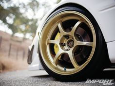 Advan Wheels | 2005 Mitsubishi Evolution Ix Advan Rg D Wheels Photo 7