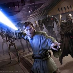Do you think we will still get an Obi-Wan movie? Apparently the rumors are that Lucasfilm is still working on it. (Art by Ryan Valle)…