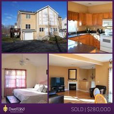 Sandra Siciliano, Realtor helped her clients find this charming two bedroom townhome in Hudson. This is the perfect time to buy - give us a call today! http://dwell360.com/contact #realestate #sold #Hudson #Dwell360