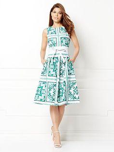 Eva Mendes Collection - Eliza Flare Dress.