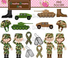 BUY 2 GET 1 FREE Military Digital Art by CreativeDreamsArts, $3.50