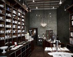 astier de villatte's exquisite store in paris