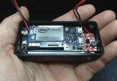 DSLR Camera Controller Using Intel Edison