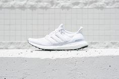 adidas is dropping a white colorway of the ultra boost uncaged