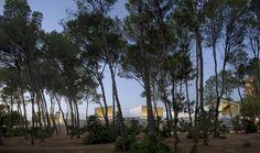 西班牙,伊比沙岛,伊比沙会议中心/UP Arquitectos http://archgo.com/index.php?option=com_content&view=article&id=678:up-arquitectos&catid=81:activity-center&Itemid=100