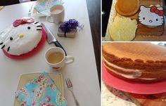 Hello Kitty Kuchen ganz leicht backen