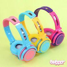 Colorful Sibyl Earphones - Earphones & Audio - Mobile Accessories | Blippo.com - Japan & Kawaii Shop
