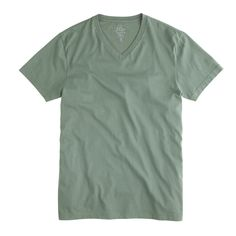 Specially washed for softness and a broken-in appearance, this T-shirt (that's been part of our line since 2004) looks and feels like the well-worn favorite you had in college. <ul><li>Our slim fit is cut closer to the body for a clean silhouette.</li><li>Cotton jersey.</li><li>Rib trim at neck.</li><li>Machine wash.</li><li>Import.</li><li>Online only.</li></ul>