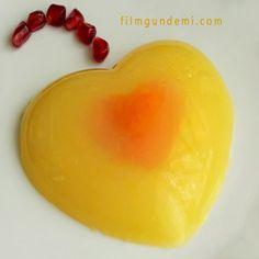 portakallı Paluze Cantaloupe, Pudding, Fruit, Desserts, Food, Tailgate Desserts, Deserts, Custard Pudding, Essen