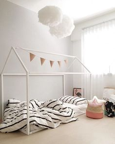 10 HOUSE FRAMED BEDS | Mommo Design