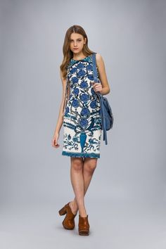 Short dress with embroidery Short Dresses Roberto Cavalli