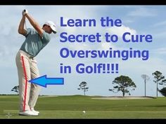 Golf Swing - Left Knee Movement is a Key - YouTube