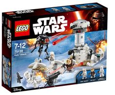 Køb LEGO Star Wars Angreb på Hoth billigt på Legen.dk!
