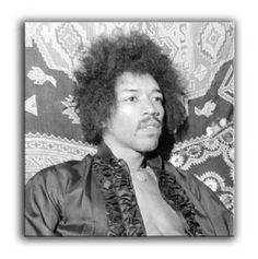 Jimi Hendrix Canvas Print JH1 | Modern Canvas Art