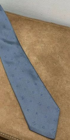 5060de2c4362 Louis Vuitton 100% Silk Monogram Necktie Tie Made In Italy #fashion  #clothing #