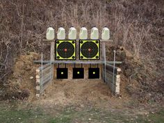 shooting range ideas diy shooting range shooting guns gun range ideas