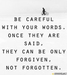 Quotes About Trust : QUOTATION - Image : Quotes Of the day - Description Taste those words before you spit them out! Trust Quotes, Words Quotes, Life Quotes, Goal Quotes, The Words, Quotes For Kids, Quotes To Live By, Emo, Asshole Quotes
