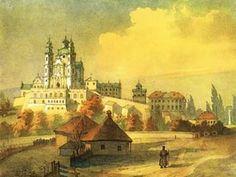 Тарас Григорович Шевченко - художник.