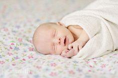 Diary of a newborn shoot