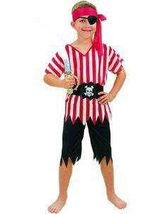 Déguisement pirate garçon : Deguise-toi