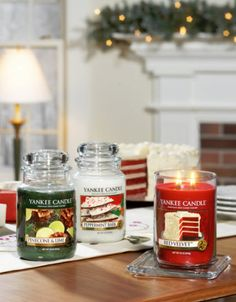 Yankee Candle launches new 2012 holiday fragrances