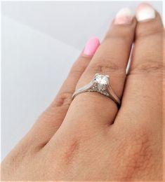 Engagement ring,platinum.gold,wedding ring,gift,diamond,jewelry,women,handmade by NsPlatinumDesign on Etsy Gold Wedding, Wedding Rings, Diamond Jewelry, Women Jewelry, Jewelry Making, White Gold, Engagement Rings, Stone, Gift