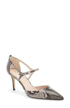 SJP by Sarah Jessica Parker SJP by Sarah Jessica Parker 'Phoebe' Mary Jane Pump (Women) available at #Nordstrom