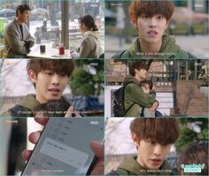 se gun meet with nan hee and delete his contact from her phone - Queen of the Ring: Episode 3 Review (Three Color Fantasy) Kdrama Recommendation, Queen Of The Ring, Age Of Youth, Ahn Hyo Seop, Web Drama, Weightlifting Fairy Kim Bok Joo, Human Reference, While You Were Sleeping, Drama Quotes