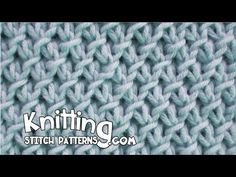 Knitting Stitch Patterns: Flight Of The Bumblebee