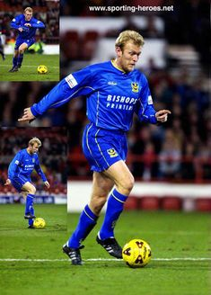 Robert Prosinecki - creative midfielder, probably the most gifted player I've ever seen at Fratton Park The Championship, Fa Cup, Portsmouth, Old School, Soccer, Football, Club, Top Free, Sports