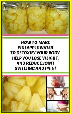 Water Recipes, Detox Recipes, Juicer Recipes, Drink Recipes, Smoothie Recipes, Diet Drinks, Healthy Drinks, Beverages, Pineapple Water Recipe