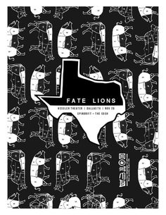 Fate Lions at The Kessler