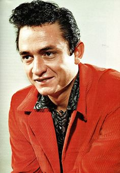 Johnny Cash photographed by Don Hunstein in 1957.