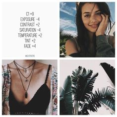 vsco filter // perfect for nature, selfies etc - Tap on the link to see the newly released collections for amazing beach bikinis! Instagram Theme Vsco, Instagram Feed, Best Filters For Instagram, Nature Instagram, Photography Filters, Photography Editing, Photography Lighting, Burns Photography, Photography Reviews