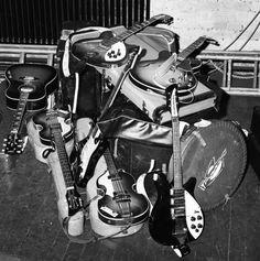 Beatles tour kit.