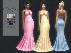 - Base game compatible Found in TSR Category 'Sims 4 Female Formal' My Sims, Sims Cc, Sims4 Clothes, Sims 4 Cc Packs, Gold Outfit, Sims 4 Clothing, Sims 4 Cc Finds, Sims 4 Mods, Lany