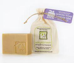 Naturalmente Mediterraneo Lavender Honey Soap Lavender Honey, Honey Soap, Soap Making, Natural, Bath And Body, Blog, Diy, Handmade, Packaging