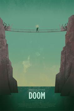 Great Set of INDIANA JONES Trilogy Poster Art - News - GeekTyrant