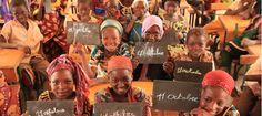 Journée internationale des filles - Nos actions pour le 11 octobre