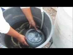 How to Build a Methane Digester - YouTube