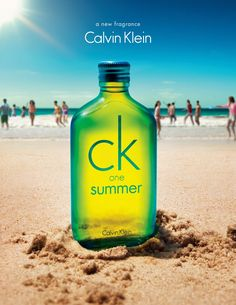 CK One Summer 2014 - Notes of Melon, Lime, Tequila, Coconut, Sugar and Freesia. Smells INCREDIBLE!