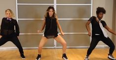 This is a fun, upbeat, zumba workout to Bruno Mars and Mark Ronson's hit song Uptown Funk. The choreography in this video is super cool and easy to learn. So, grab a few friends and …