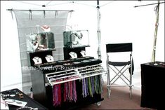 jewelry booths