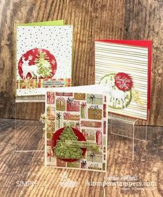 Are you ready for 9 beautiful DIY Christmas card ideas you can make quickly? Use this suite of products to make a ton of cards effortlessly. Check it out! #diychristmascards #christmascardideas #handmadecards #cardmaking #jackiebolhuis #klompenstampers #stampinup #mostwonderfultime
