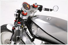 Ducati Pantah 'Ducafé' - MedazaCycles - Pipeburn - Purveyors of Classic Motorcycles, Cafe Racers & Custom motorbikes