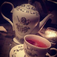 Hendricks Gin UK tea