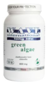 Green algae   Síla z konopí