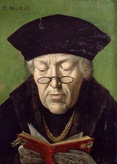 Sir Thomas Moore, 1520 Jan Gossaert